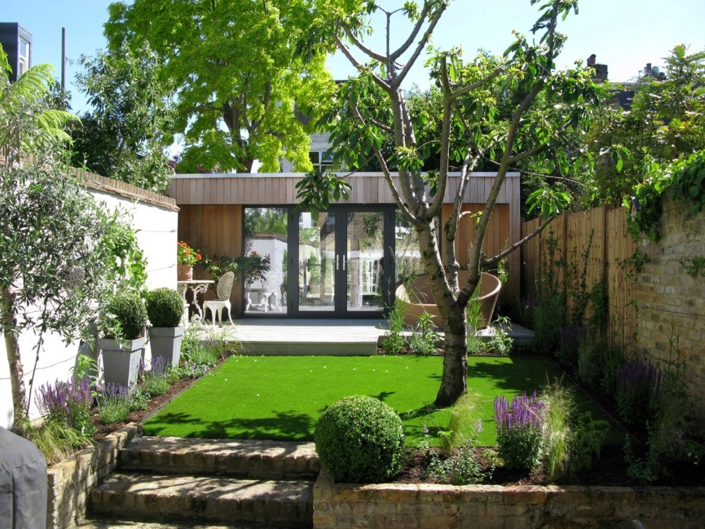 The london gardener garden design services south west london for Garden design services